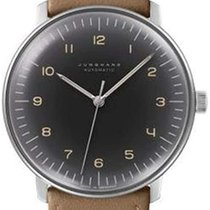 Junghans max bill Automatic Steel 38mm Grey United States of America, Indiana, Indianapolis