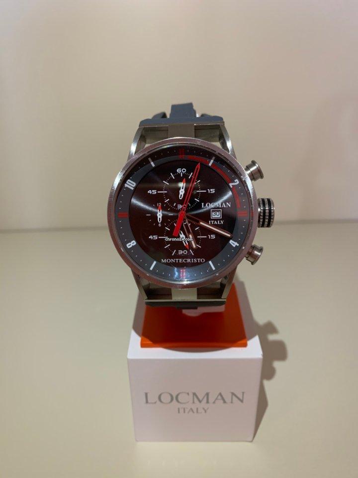 Locman Montecristo Locman Montecristo Classic ref.510 2021 новые