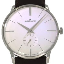 Junghans Meister Hand-winding Steel Silver No numerals United States of America, Indiana, Indianapolis