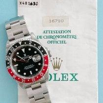 Rolex 16710 Stål 1993 GMT-Master II 40mm brugt