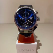 Locman Титан Кварцевые Locman Montecristo Classic ref.510 новые