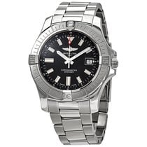 Breitling Steel 43mm Automatic A17318101B1A1 new