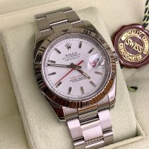 Rolex Datejust Turn-O-Graph Steel 36mm White No numerals United Kingdom, Norwich
