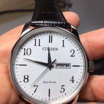 Citizen Steel Quartz BM8550-14A new