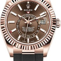 Rolex 326235 Rose gold 2021 Sky-Dweller 42mm new United States of America, California, Los Angeles