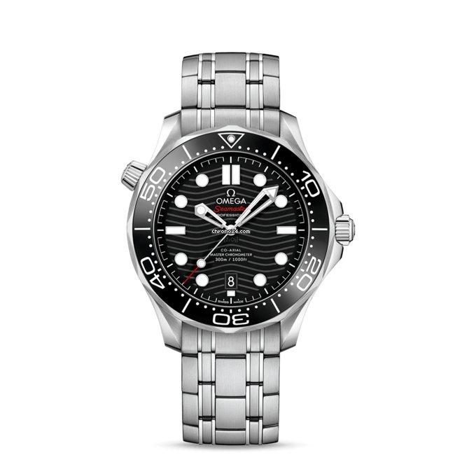 Omega Seamaster Diver 300 M 210.30.42.20.01.001 2021 nieuw