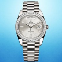 Rolex Day-Date 40 White gold 40mm United States of America, New York, New York