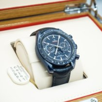Omega Speedmaster Professional Moonwatch Moonphase 304.93.44.52.03.001 Sin usar Cerámica Automático