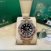 Rolex GMT-Master II новые 2021 Автоподзавод Часы с оригинальными документами и коробкой 126711CHNR