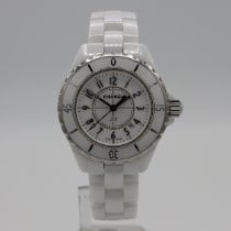 Chanel J12 Ceramic 33mm White Arabic numerals United States of America, California, Santa Monica