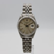 Rolex Oyster Perpetual Lady Date Steel 26mm Silver No numerals United States of America, California, Santa Monica