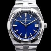 Vacheron Constantin Overseas Steel 41mm Blue United States of America, Massachusetts, Boston