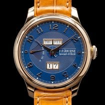 F.P.Journe Octa Rose gold 42mm Blue Arabic numerals United States of America, Massachusetts, Boston