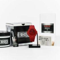 Casio G-Shock Aluminum Red Malaysia