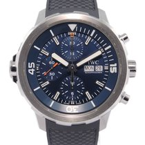 IWC Acero 2014 Aquatimer Chronograph 44mm