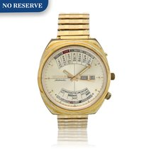 Wittnauer Steel 45mm Automatic United States of America, New York, New York