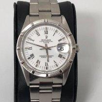 Rolex 15210 Acciaio 1992 Oyster Perpetual Date 34mm usato Italia, Pavia