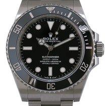 Rolex 124060 02 Acier 2021 Submariner (No Date) 41mm nouveau France, Paris