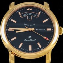 Jean Marcel Gold/Steel 44mm Automatic 870.252.32 pre-owned