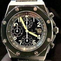 Audemars Piguet Royal Oak Offshore Chronograph 25770SN.O.0001KE.01 Gut Stahl Automatik Schweiz, Lugano