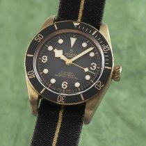 Tudor Black Bay Bronze Bronz 43mm Černá
