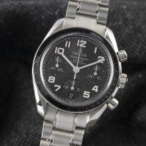 Omega Speedmaster Ladies Chronograph Stål 38mm Grå