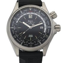 Ball Steel 45mm Automatic DG2022A-P3A-BK pre-owned United States of America, New York, New York