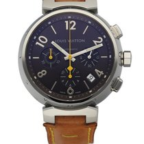 Louis Vuitton Steel 41mm Automatic Q1121 pre-owned United States of America, New York, New York
