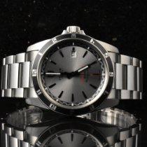 Tudor Grantour Date Steel 42mm Silver No numerals