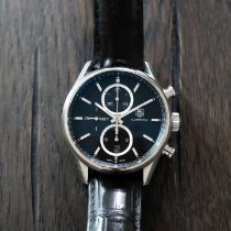 TAG Heuer Steel Automatic CAR2110-0 pre-owned
