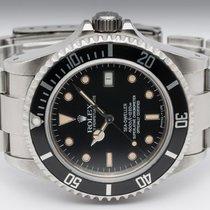 Rolex Sea-Dweller Steel 40mm Black No numerals Finland, Imatra