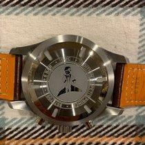 IWC Pilot Chronograph nuevo Automático Cronógrafo Reloj con estuche y documentos originales IW377714