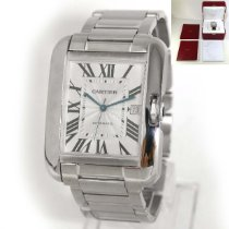 Cartier Tank Anglaise 36mm United States of America, Pennsylvania, Philadelphia