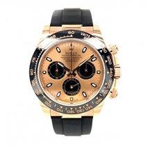 Rolex Daytona Pозовое золото 40mm Золотой