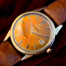 Omega Gold/Steel 1961 Constellation 34mm pre-owned