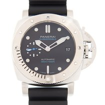 Panerai Luminor Submersible new Automatic Watch with original box and original papers PAM 00973