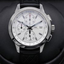 IWC Ingenieur Chronograph Titanium 42mm White United States of America, California, Huntington Beach