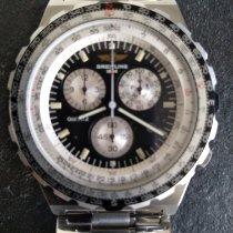 Breitling Jupiter Pilot Acero 42mm Negro Arábigos