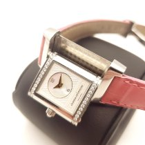 Jaeger-LeCoultre Reverso Duetto Classique Steel 33.2mm Silver Arabic numerals United States of America, New York, Scarsdale