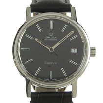 Omega 1012 Steel 35mm pre-owned