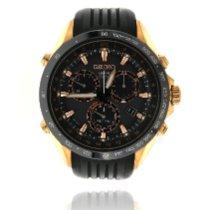 Seiko Astron GPS Solar new Quartz Chronograph Watch with original box and original papers SBXB022 8X82-0AF0