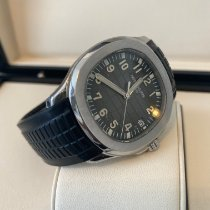 Patek Philippe Aquanaut Steel 40mm Black Arabic numerals United States of America, Illinois, chicago