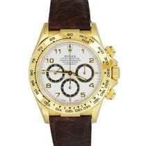 Rolex Daytona Yellow gold 40mm Arabic numerals United States of America, New York, Massapequa Park