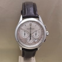 Jaeger-LeCoultre Master Chronograph Acier Argent