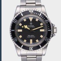 Tudor Submariner 94010 Very good Steel 40mm Automatic