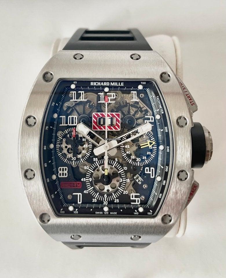 Richard Mille RM 011 RM11 Chronograph 2015 usados