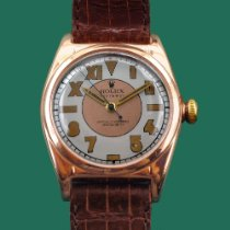Rolex Bubble Back Rose gold 32mm United States of America, California, Los Angeles