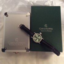 Chronoswiss pre-owned Automatic 40mm Green Sapphire crystal 10 ATM