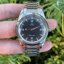 Omega Seamaster Railmaster Steel 38mm Black Arabic numerals United States of America, California, Los Angeles