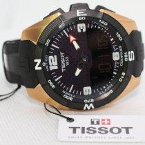 Tissot T-Touch Expert Solar Titan 45mm Schwarz Arabisch Deutschland, Hochdorf